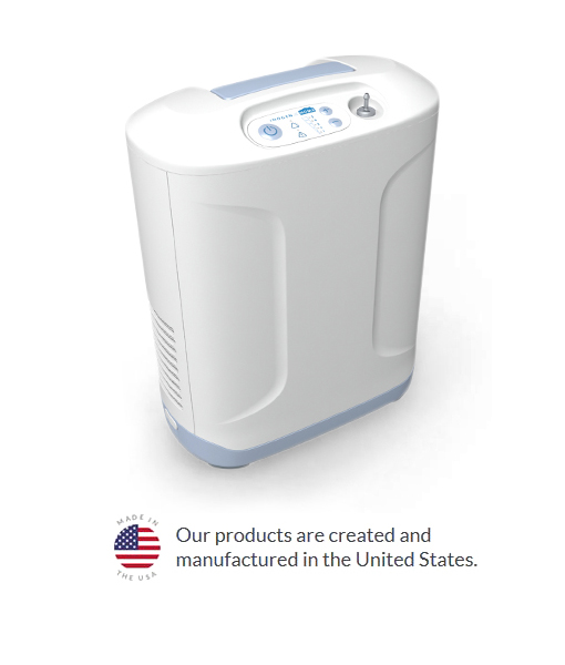 Inogen at HOME Oxygen Concentrator 5