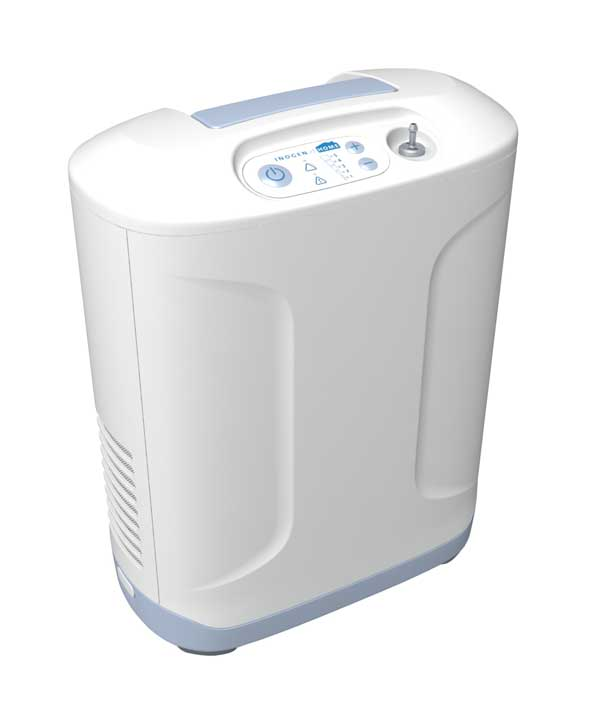 Inogen at HOME Oxygen Concentrator 1