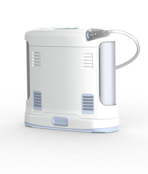 Inogen One G3 HF Oxygen Concentrator with 16 Cell Battery 4