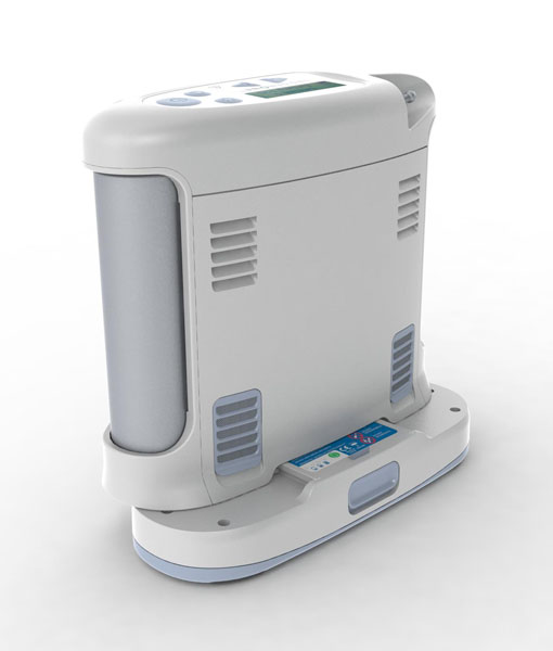 Inogen One G3 HF Oxygen Concentrator with 16 Cell Battery 2