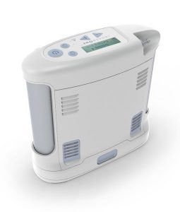 Inogen One G3  HF Oxygen Concentrator with 8 Cell Battery