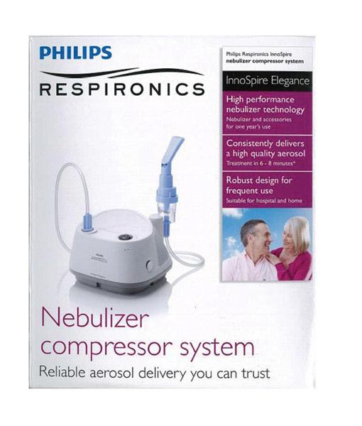 InnoSpire Elegance Compressor Nebuliser System 3