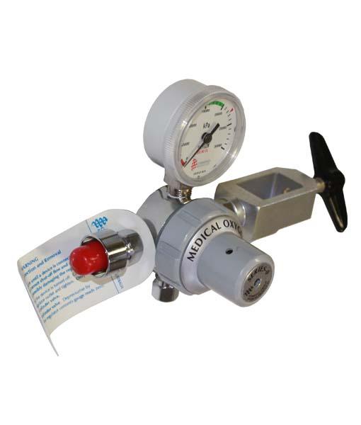 Medical Oxygen Twin-O-Vac Regulator 1