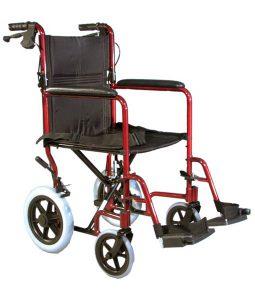Auscare Shopper 12 Wheelchair