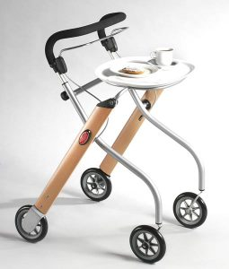 Trust Care Indoor Walker with Tray and Bag