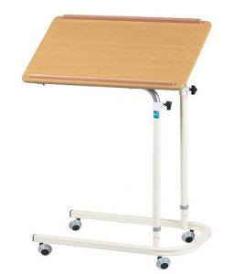 Overbed Table – Castors