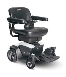 Pride Go Chair – New Generation – Power Chair