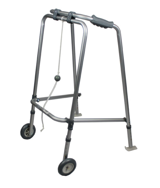 Folding Walking Frame - Ball and Rope 2