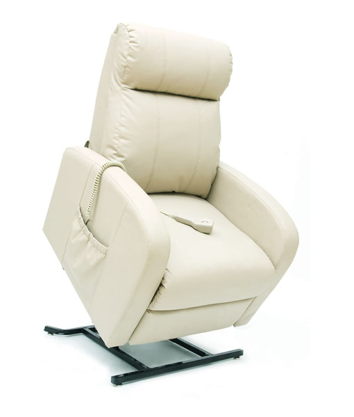 Pride LC-101 Electric Recliner Lift Chair - Leather 1