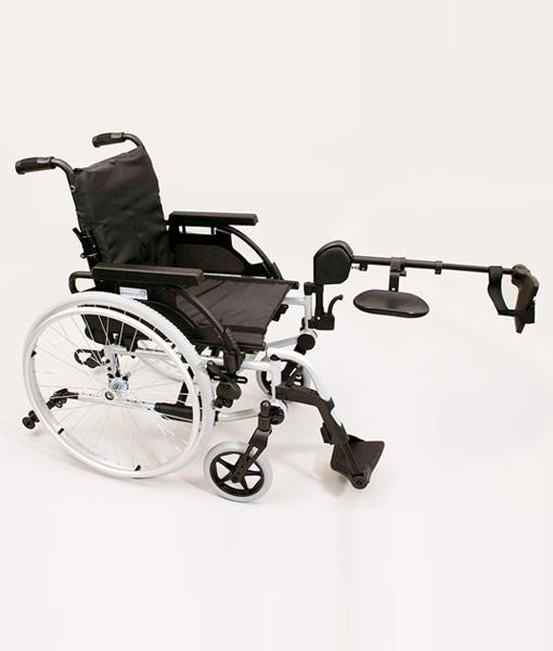 Sunrise Medical Breezy BasiX Transit Wheelchair 2