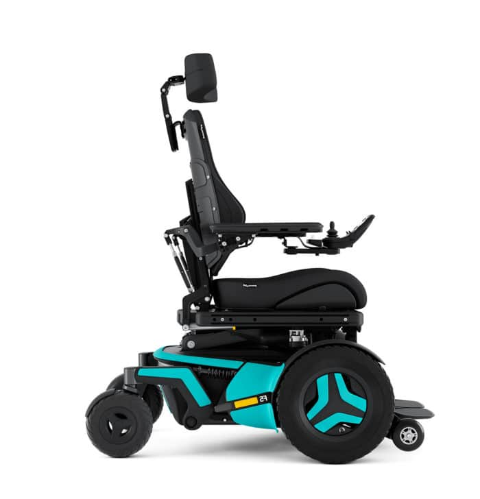 Permobil F5 Corpus Power Wheelchair 5