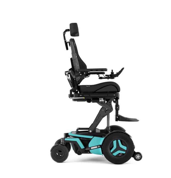 Permobil F5 Corpus Power Wheelchair 3