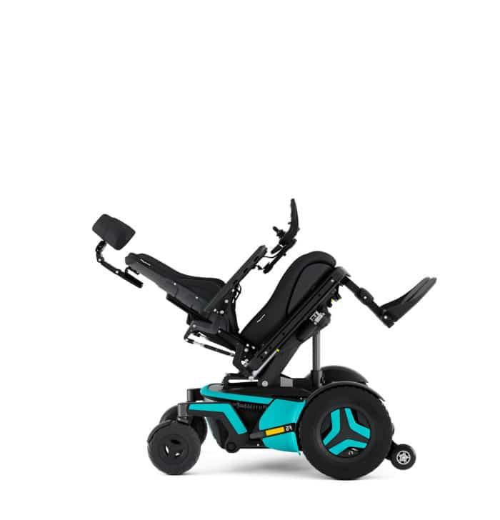 Permobil F5 Corpus Power Wheelchair 2