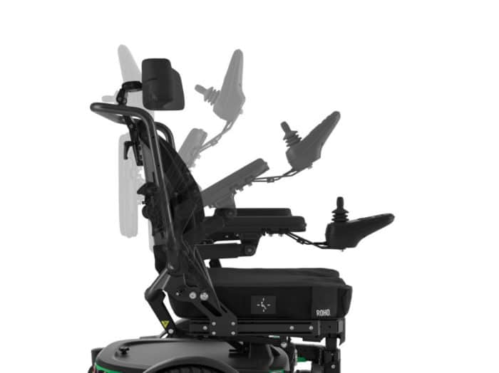 M1 Corpus Power Wheelchair 6