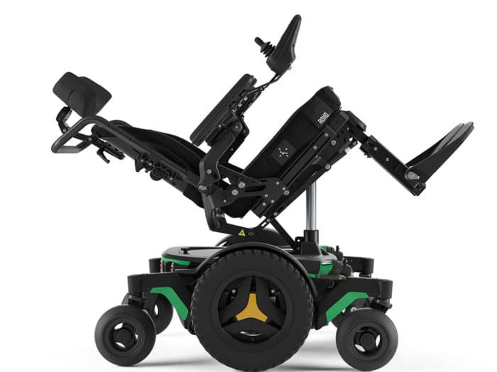 M1 Corpus Power Wheelchair 4