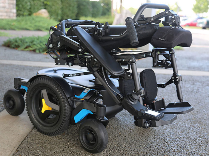 M1 Corpus Power Wheelchair 5