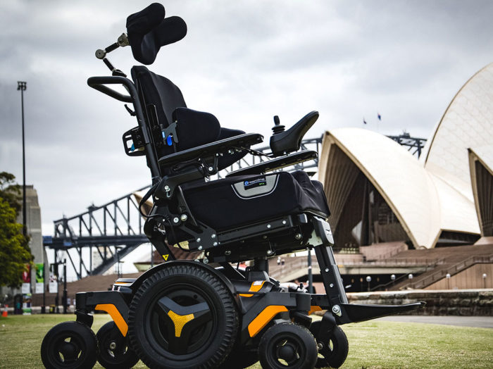 M1 Corpus Power Wheelchair 3