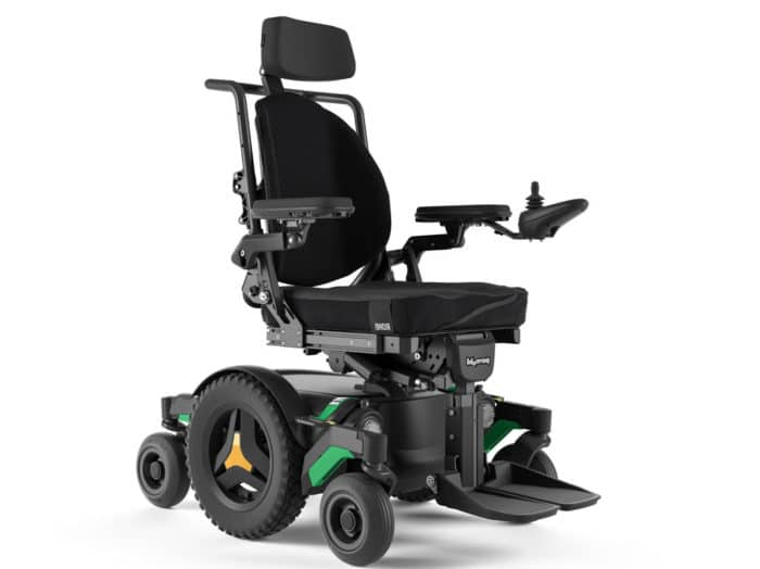 M1 Corpus Power Wheelchair 1