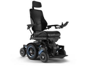 M5 Corpus Power Wheelchair