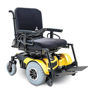 Quantum 1450 Power Chair