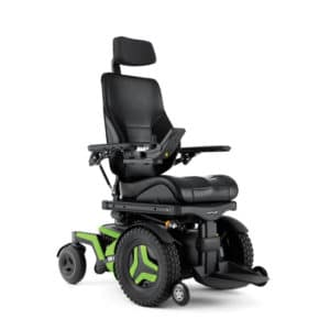 Permobil F3 Corpus Power Wheelchair