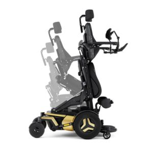 Permobil F5 VS Corpus Power Wheelchair