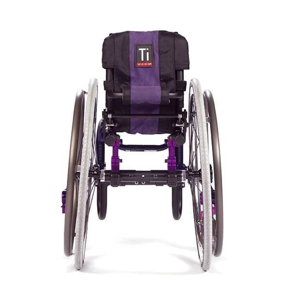 TiLite Twist Wheelchair 2