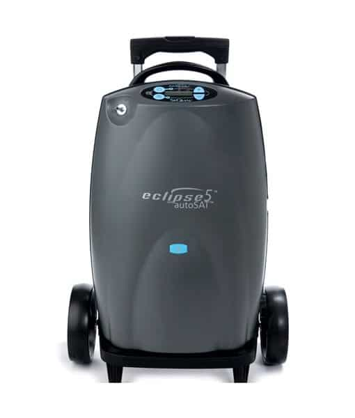 SeQual Eclipse 5 Oxygen Concentrator 1