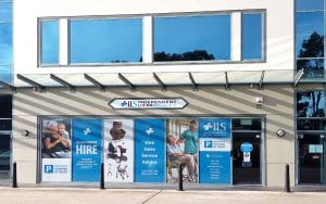 Independent Living Specialists Castle Hill – Mobility Specialist store