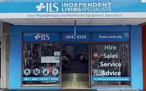 Independent Living Specialists Grafton – Mobility Specialist store