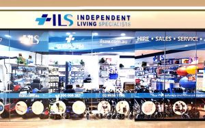 Independent Living Specialists Royal North Shore Hospital – Mobility Specialist store