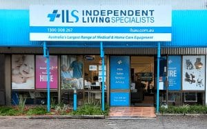 Independent Living Specialists Port Macquarie – Mobility Specialist store