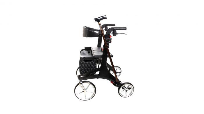 Hero Medical Outdoor Lite Walker – Carbon Fibre 2